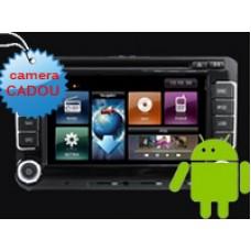 Navigatie dedicata VW  dvd auto android internet